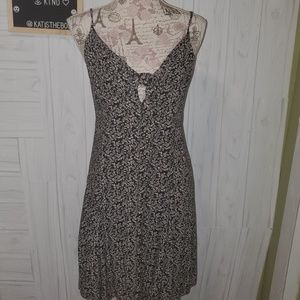 American Eagle Outfitters Large Floral print dress